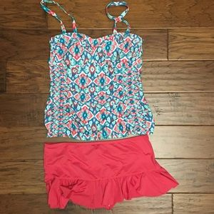 New Direction Tankini bathing suit.